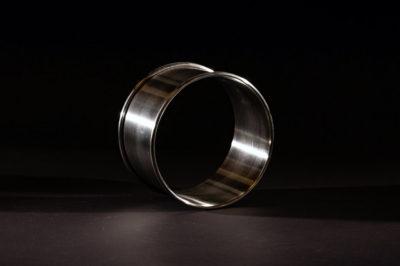 Pressed Steel Pie Ring