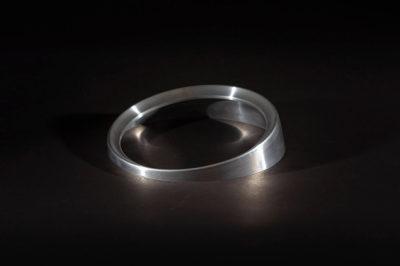Spun Aluminium Headlamp Bezel